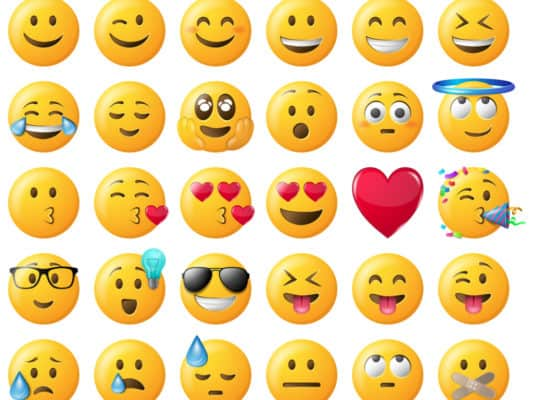Unicode says we use this emoji the most!