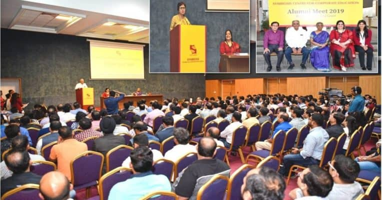 SCCE Pune Alumni Meet 2019' – A Mega Event by Symbiosis Centre for Corporate Education, Pune