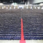 Shincheonji Church of Jesus Held a Graduation Ceremony with over 100,000 Graduates