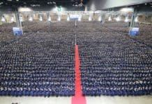 Shincheonji Church of Jesus Held a Graduation Ceremony with over 100,000 Graduates
