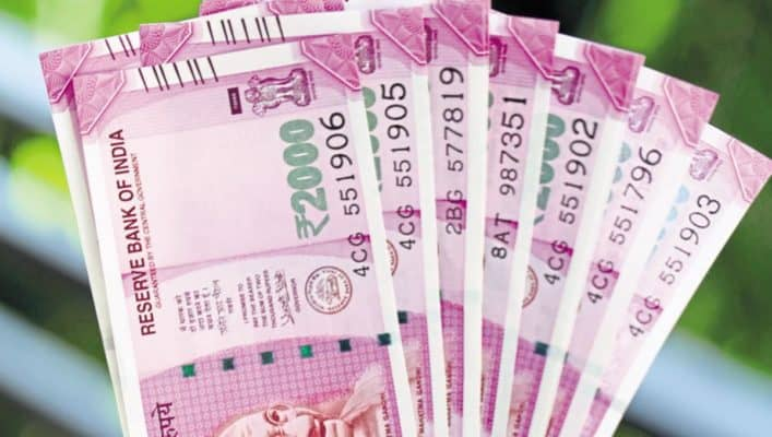 Replacing Rs 2,000 notes with smaller ones, suggests SC Garg