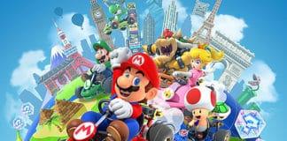 Mario Kart Tour reaches 123.9 million downloads in first month