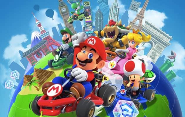 Nintendo to soon release 'Mario Kart Tour' multiplayer beta
