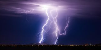 Now, AI can predict where and when lightning will strike