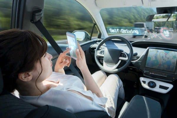 Researchers design games for autonomous vehicles owners