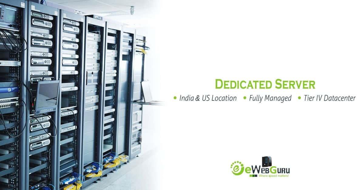 eWebGuru Provides Dedicated Server Hosting with Add-on Features