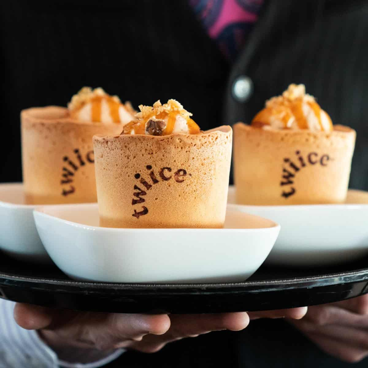 Edible coffee cups are the new thing to reduce waste