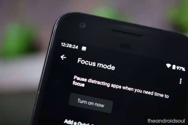 The feature for Android devices allows one to turn off distractions such as social media updates or email notifications until they want to focus on a particular task, TechCrunch