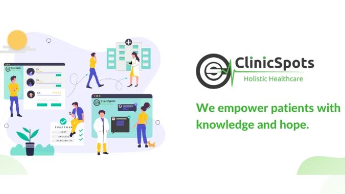 ClinicSpots's AI based Q & A platform assists patient's medical queries with empathy
