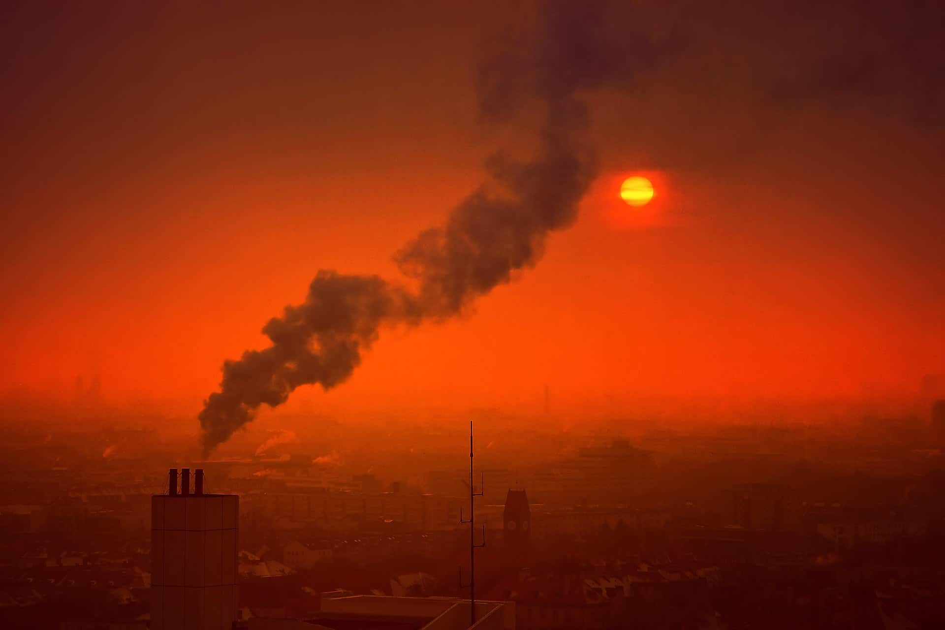 Air pollution exposure in childhood linked to schizophrenia risk, finds study