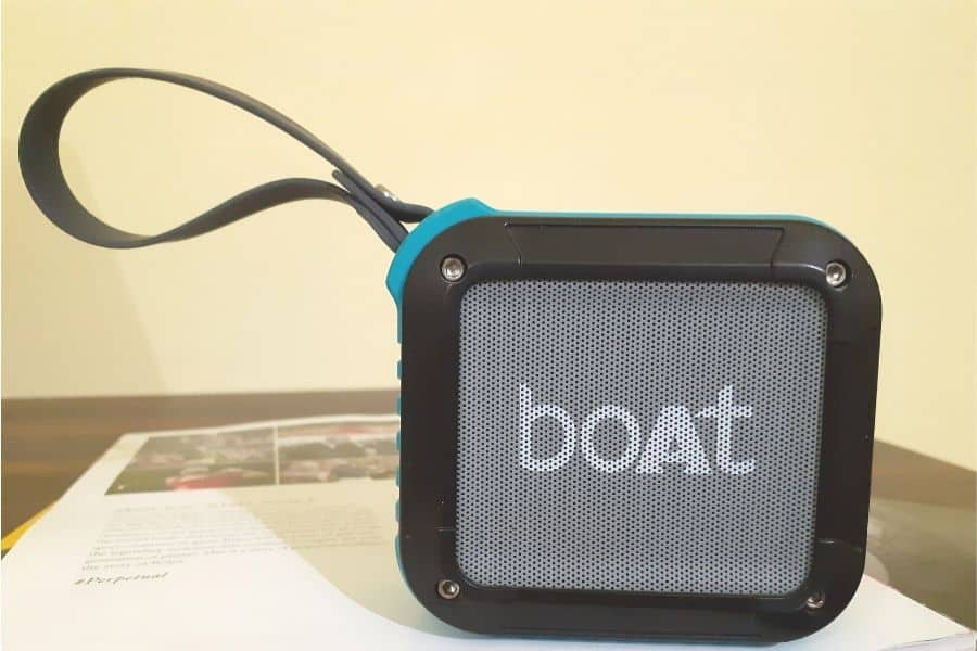 BoAt Stone 200 - Waterproof Bluetooth Speaker That Sounds Like A Powerhouse - Digpu