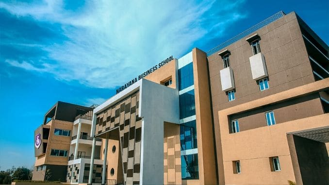 Narayana Business School Reinventing Management Education In Gujarat - Digpu