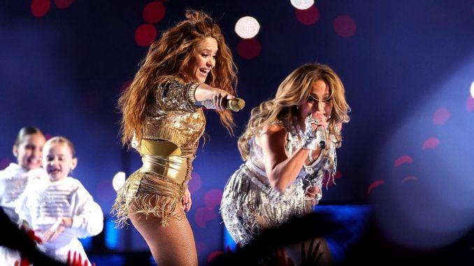 Shakira, Jennifer Lopez perform hits at Super Bowl LIV halftime show
