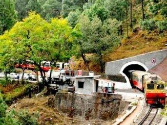 117-Year-Old Kalka-Shimla Heritage Line Attracting Tourists In HP - Digpu
