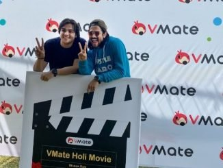 Top YouTubers Bhuvan Bam and Ashish Chanchlani first time collaborate for VMate Holi Movie (2)
