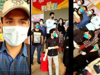 Kashmiri students stuck in Bangladesh demand the immediate evacuation