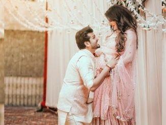 Entertainment News Digpu - Mansi Sharma and Yuvraaj Hans welcome a baby boy