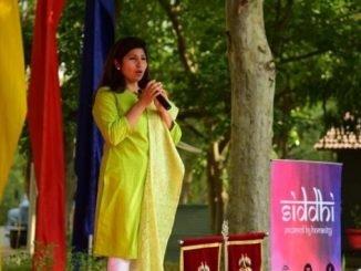 Namaste to Tathastu, India is revered for its culture: Meenaa Mahaajjan - Social News Digpu