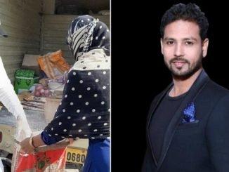 Entrepreneur Wasim Akhtar earns good karma by serving the needy - Social News Digpu