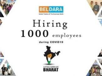 Beldara is hiring 1000 employees in the midst of Corona