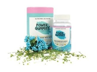 Power Gummies - Best Innovative Nutrition Product 2020