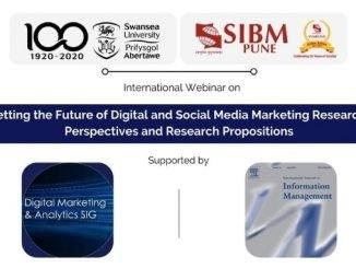 SIBM Pune And Swansea University UK Jointly Host An International Webinar - Digpu News