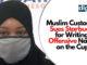 ISIS On A Coffee - Muslim Customer Sues Starbucks For Writing Aisha as ISIS - Digpu Video Bytes