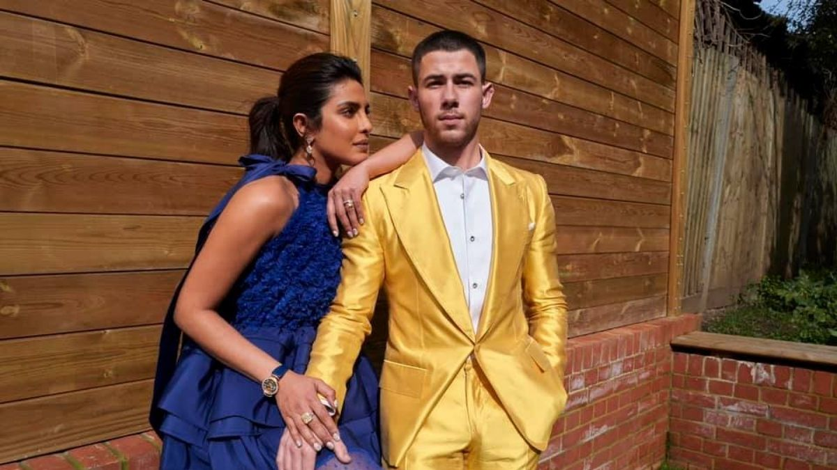 Priyanka and Nick have raised their fundraising target to USD 3 million (1)