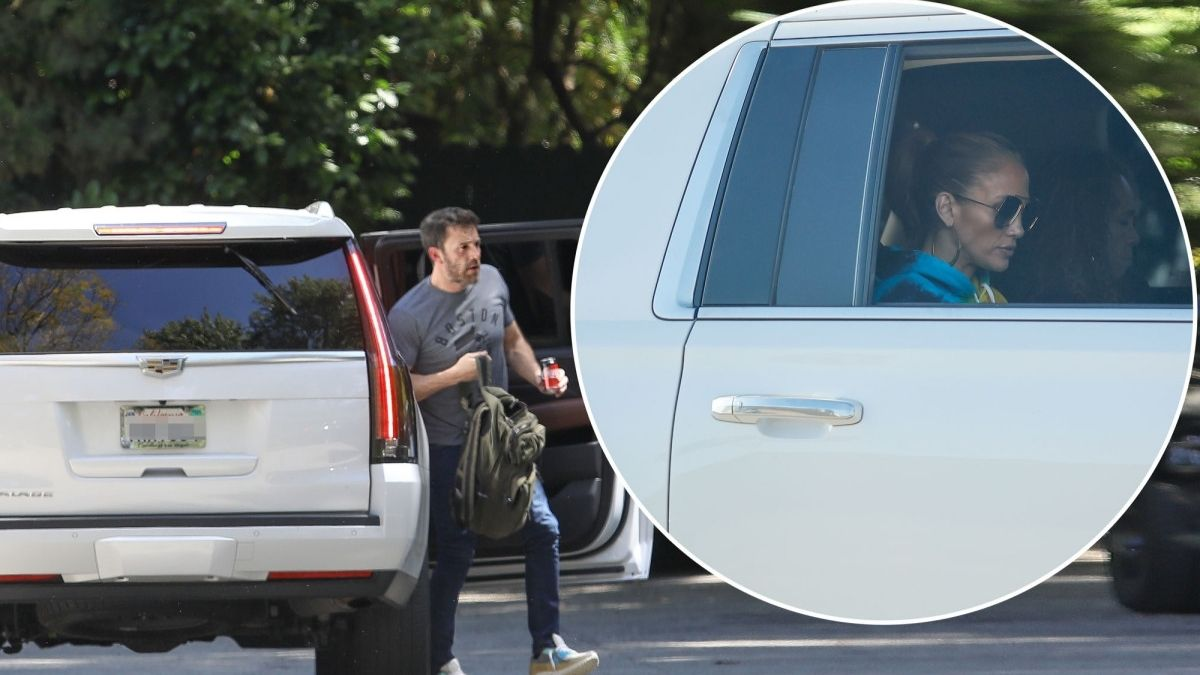 Ben Affleck, Jennifer Lopez see each other after her split